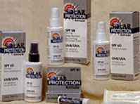Solar Protection Skin Productss